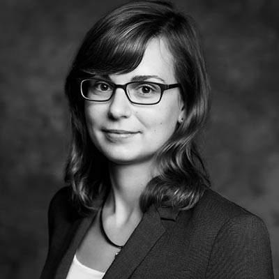 Profilbild Rechtsanwältin Sarah Wolff