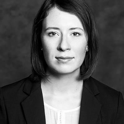 Profilbild Rechtsanwältin Louise Fußy