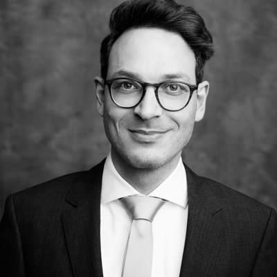 Rechtsanwalt Jascha Amery Profil