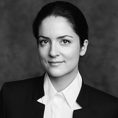 Rechtsanwältin Franziska Scheurle Profil