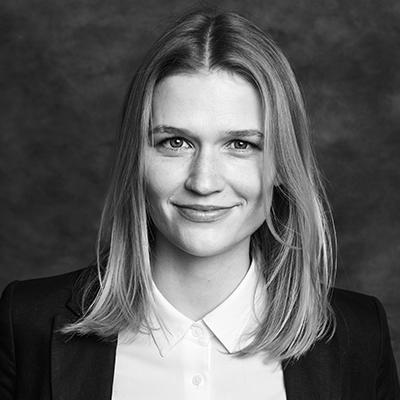 Rechtsanwältin Leonie Balze Profil